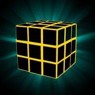 Gold Cuber